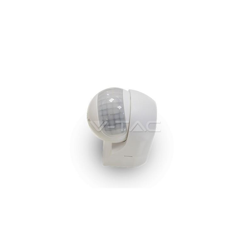 V-TAC 5088 Sensore di Movimento a Infrarossi con crepuscolare per Lampadine