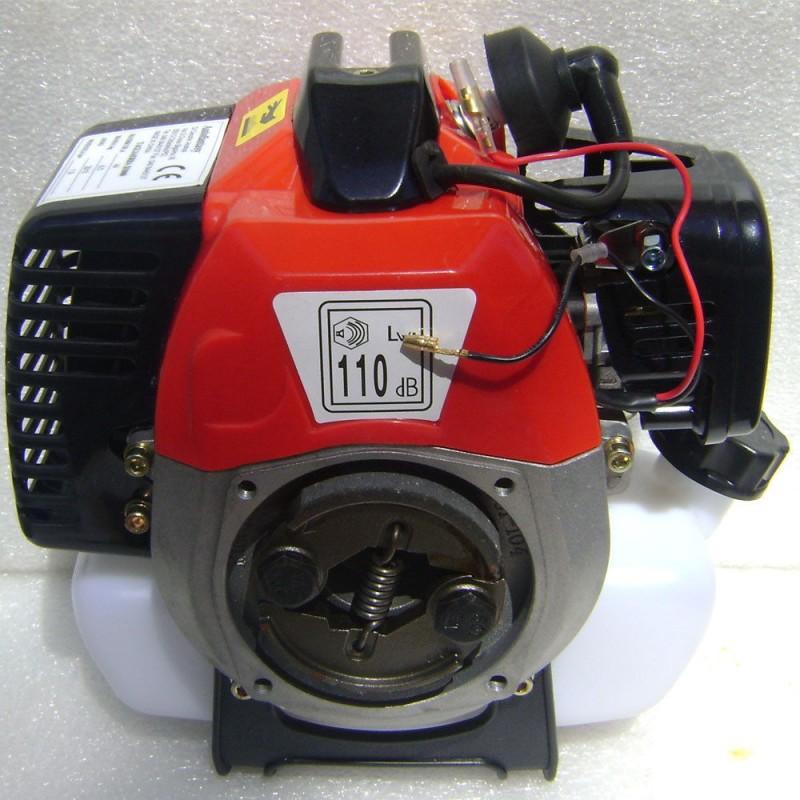 Blocco motore 53cc 2 5cv decespugliatore tagliaerba for Motore tagliaerba