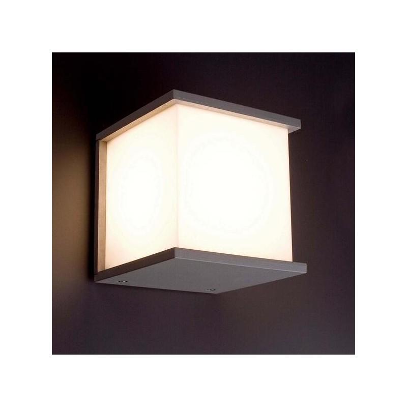 Af91008b lampada applique plafoniera parete muro esterno for Lampada led interno