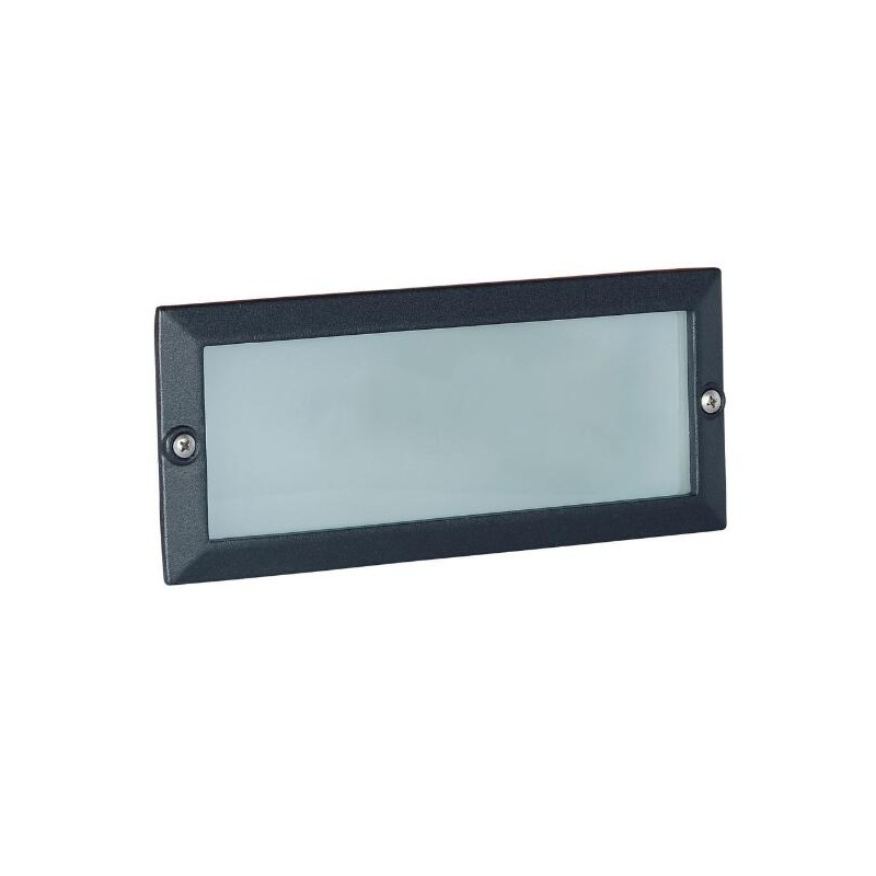 Af3041 lampada incasso applique plafoniera parete muro for Lampada led interno