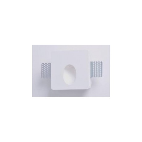 Mw9430 faretto segnapassi in gesso muro da parete a - Lampade da muro design ...
