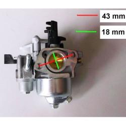 Dettagli su  Carburatore Per Motozappa Motore 6,5 HP 196/200cc