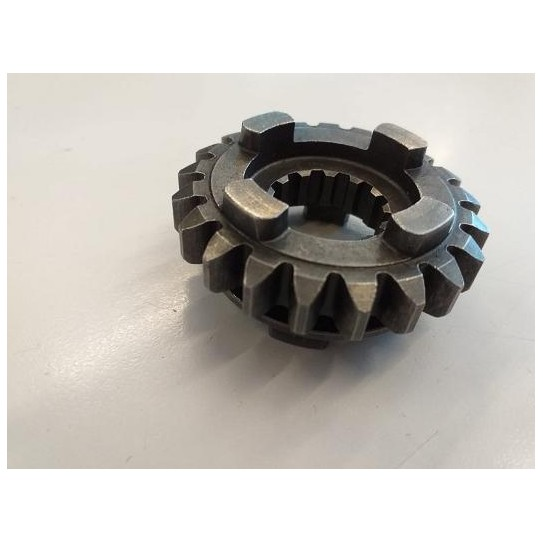 SLIDING GEAR 6TH G. 21-T INGRANAGGIO CAMBIO MINICROSS MORINI TIPO KTM 85cc 2 TEMPI - SLIDING GEAR 6TH G. 21-T