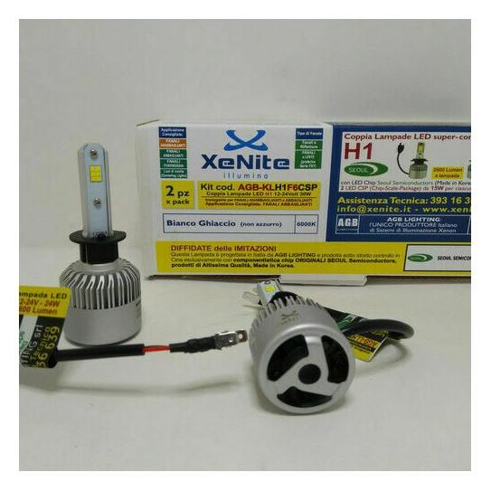 lampada led h7 xenite prezzo