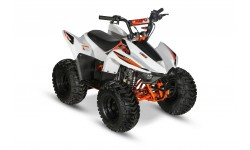 MINIQUAD KAYO SPACE AY70 - 70CC 4 tempi miniatv mini quad