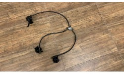 SET FRENI IDRAULICI ANTERIORI QUAD 125 SPORT - pinze pompa leva freno tubo