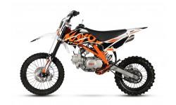 """PIT BIKE KAYO 125cc TT125 ruote 17/14"""""""