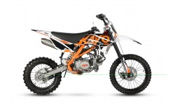 PIT BIKE TT140 140cc KAYO - cross ruote 14-17 minicross 4 tempi