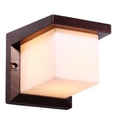 AF91401-2 LAMPADA APPLIQUE PLAFONIERA PARETE MURO ESTERNO INTERNO CON ATTACCO E27 LED