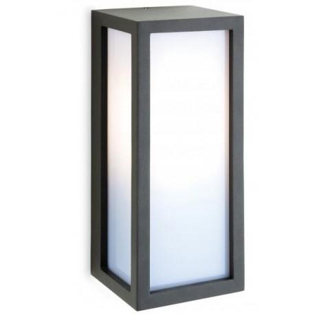 AF91521A LAMPADA APPLIQUE PLAFONIERA PARETE MURO ESTERNO INTERNO CON ATTACCO E27 LED
