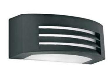 Plafoniera Esterno : Af91011 lampada applique plafoniera parete muro esterno interno con