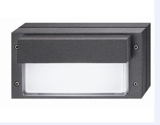 Plafoniera Muro Led : Af91033 lampada applique plafoniera parete muro esterno interno con