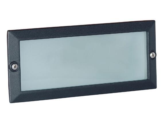 Plafoniera Da Esterno E27 : Af lampada incasso applique plafoniera parete muro esterno