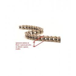 CATENA MINICROSS passo medio 10mm minimoto MINIQUAD MINIATV